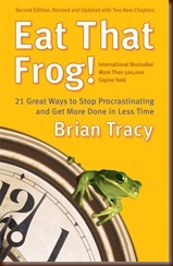 A book Review of eat that frog