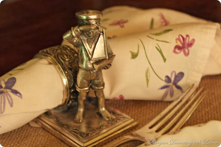 Napkin Ring--Bargain Decorating with Laurie