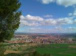 Vista de Alcalá de Henares desde lo alto de El Viso