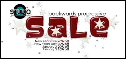 Backwards Progressive Sale