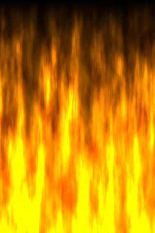 Animated Flames Live Wallpaper