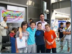 Οι μαθητές μας με τον κ. Τάσο Παπαϊωάννου