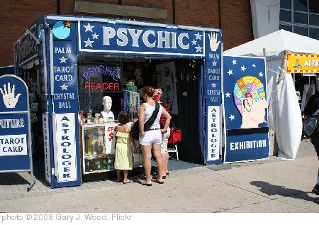 'Psychic' photo (c) 2008, Gary J. Wood - license: http://creativecommons.org/licenses/by-sa/2.0/