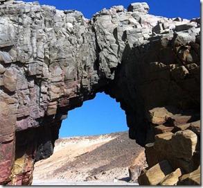 Pedra Furada, Jericoacoara - Ceará Autora Mirella Matthiesen
