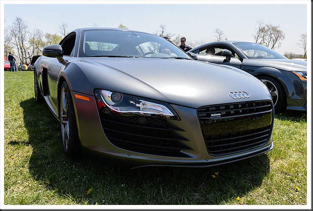 Alan Kirmayer's 2012 Audi R8