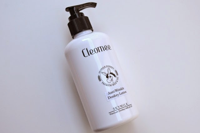 Cleomee Anti-Wrinkle Donkey Lotion