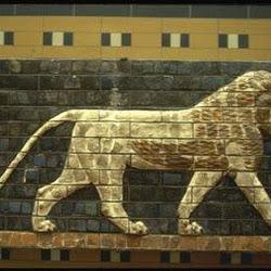 30 - Leon en las puertas de Isthar
