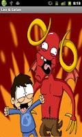 Screenshot of Leo & Satan SoundBoard!