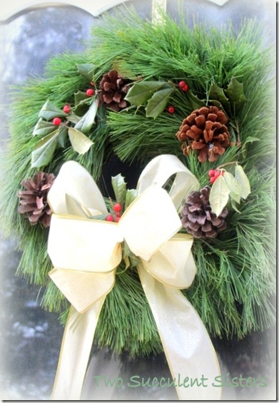 wreath pinea
