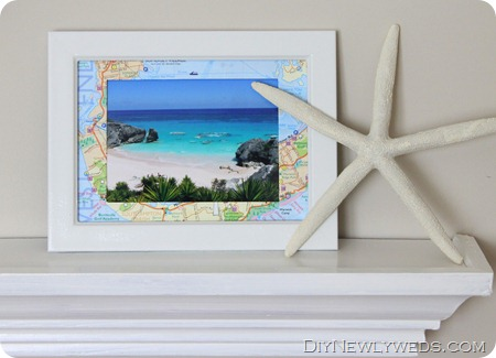 DIYNewlyweds-Map-Photo-Frame-2b