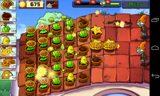 Game Plants vs. Zombies FREE APK for Kindle