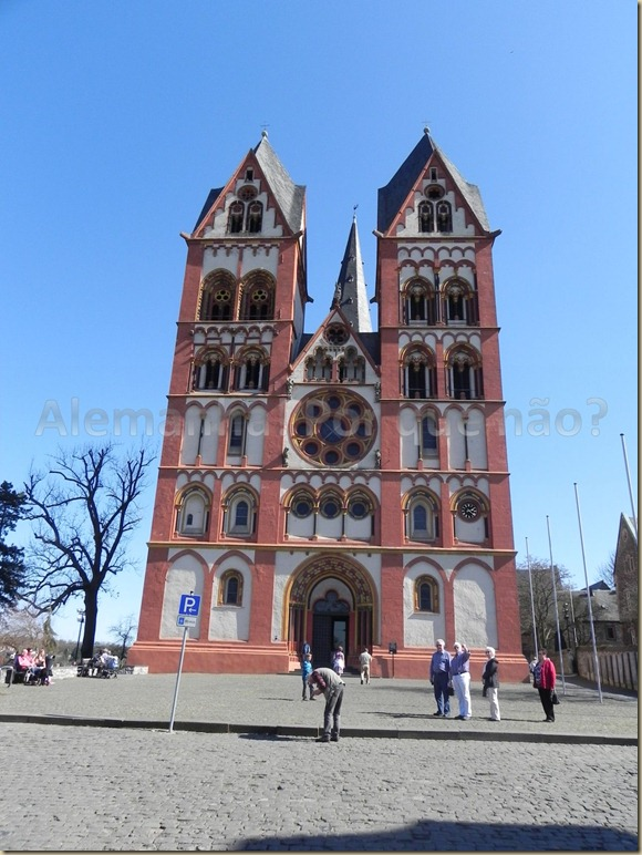 A catedral Limburg