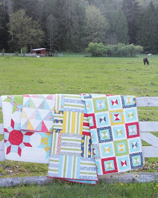 Spring Quilts 2013