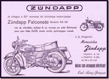 zundapp motorizadas