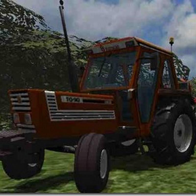 Farming simulator 2011 - Fiat Agri 70-90