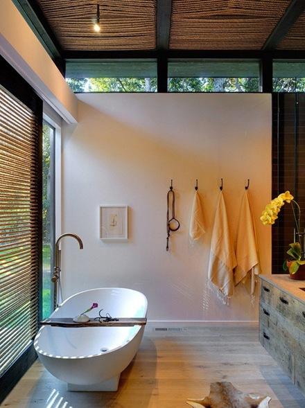 baño-rustico-moderno