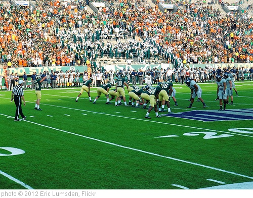 'Colorado State vs. Utah State 2012' photo (c) 2012, Eric Lumsden - license: http://creativecommons.org/licenses/by-nd/2.0/