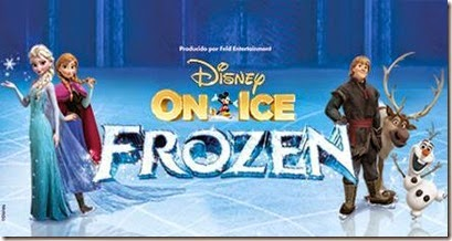 Comprar boletos Disney on Ice Frozen en Mexico hasta adelante