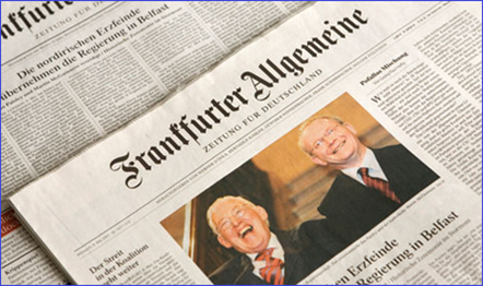 Franckfurt Allgemeine Zeitung 22222