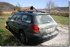 Subaru Outback Restored 02