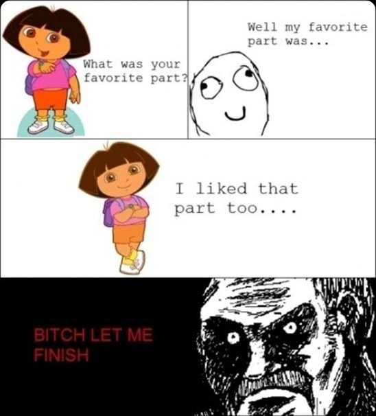 Dora - Favorite Part