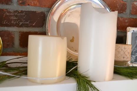 candles white