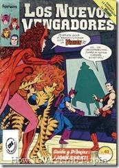 P00042 - Los Nuevos Vengadores #42
