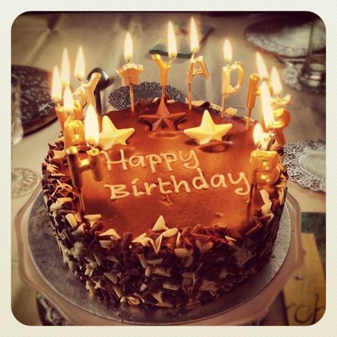 #141 - birthday cake