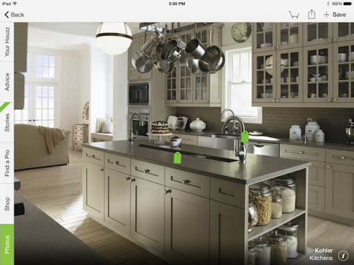 Taupe and Greige and Grey Kitchens... Kitchen Trends 2015 ...