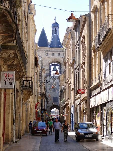 Strazile din Bordeaux