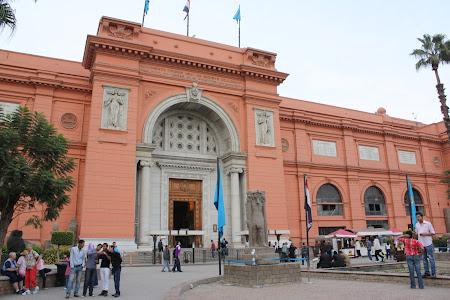 Obiective turistice Cairo: Muzeul Egiptean