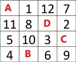 Magic Square-11