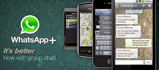 تحميل تطبيق WhatsApp Plus للأندرويد