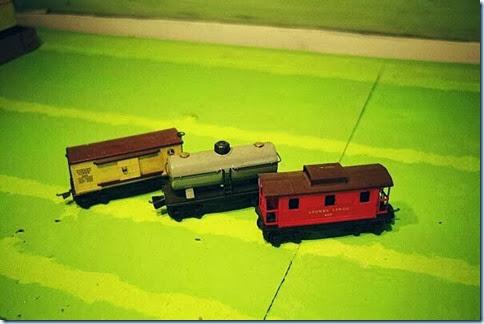Lionel Prewar Freight Cars