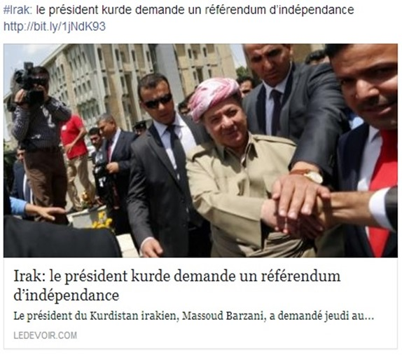 Kurdistan Independéncia