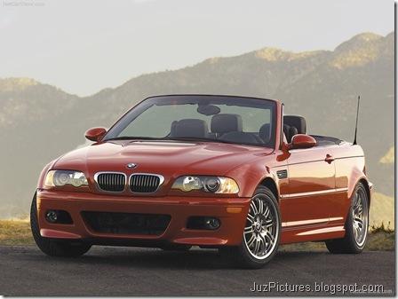 BMW M3 Convertible1