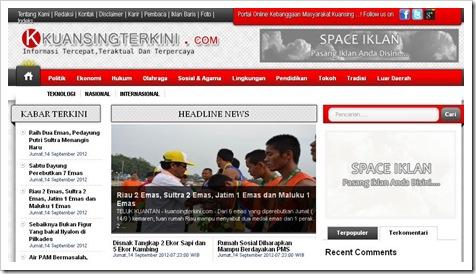 Kuansing Terkini Portal Online Kebangaan Masyarakat Kuansing