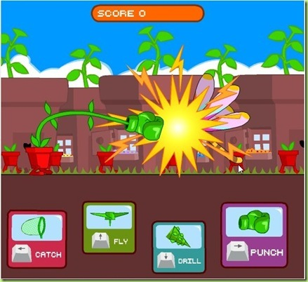 go go plant game
