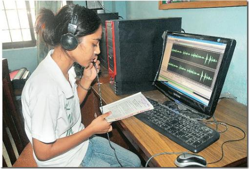 Recording Audio Books