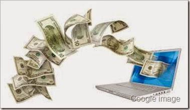 dapat duit dari online