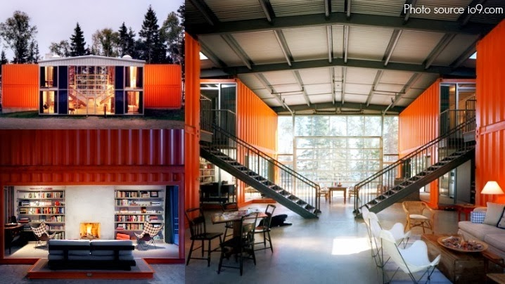 HOMEAHOLIC: Incredible Houses Made Of Steel