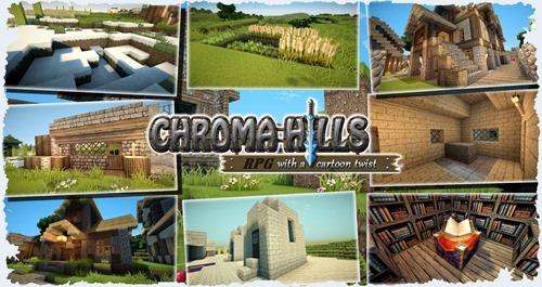 Chroma-Hills-Texture-pack-Minecraft