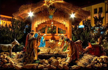 Різдвяний вертеп. Сценарій