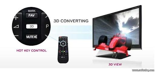 LG cinema 3D DM2350D