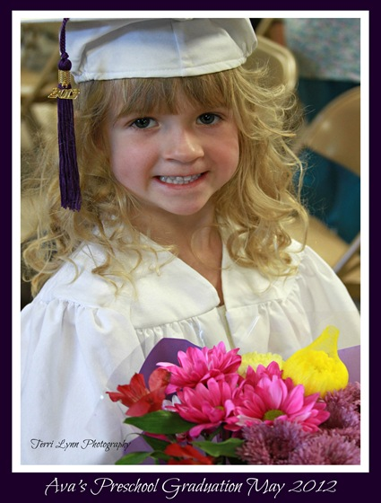 Preschool Graduation