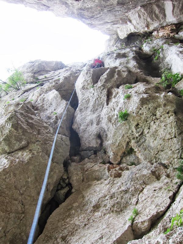 2013.07.10 - Aniča kuk - Velebitaski 6a+, 11lc, 350m