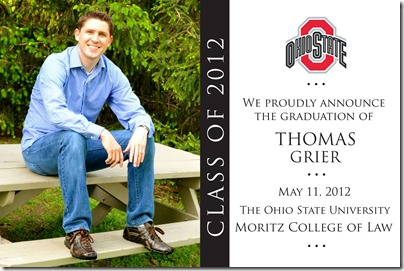 tj grad announcement