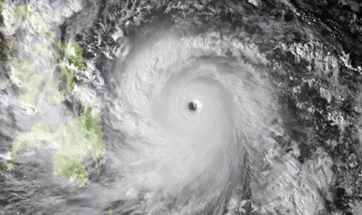 Typhoon Haiyan (Yolanda) Philippines