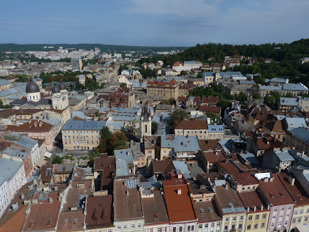 Panorama Lvov