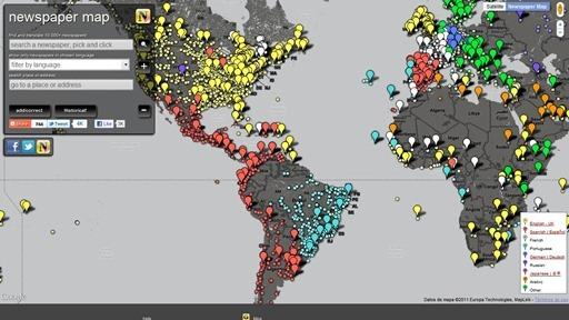 WorldNewsMap
